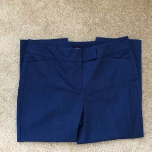 Ann Taylor Navy Signature Pants